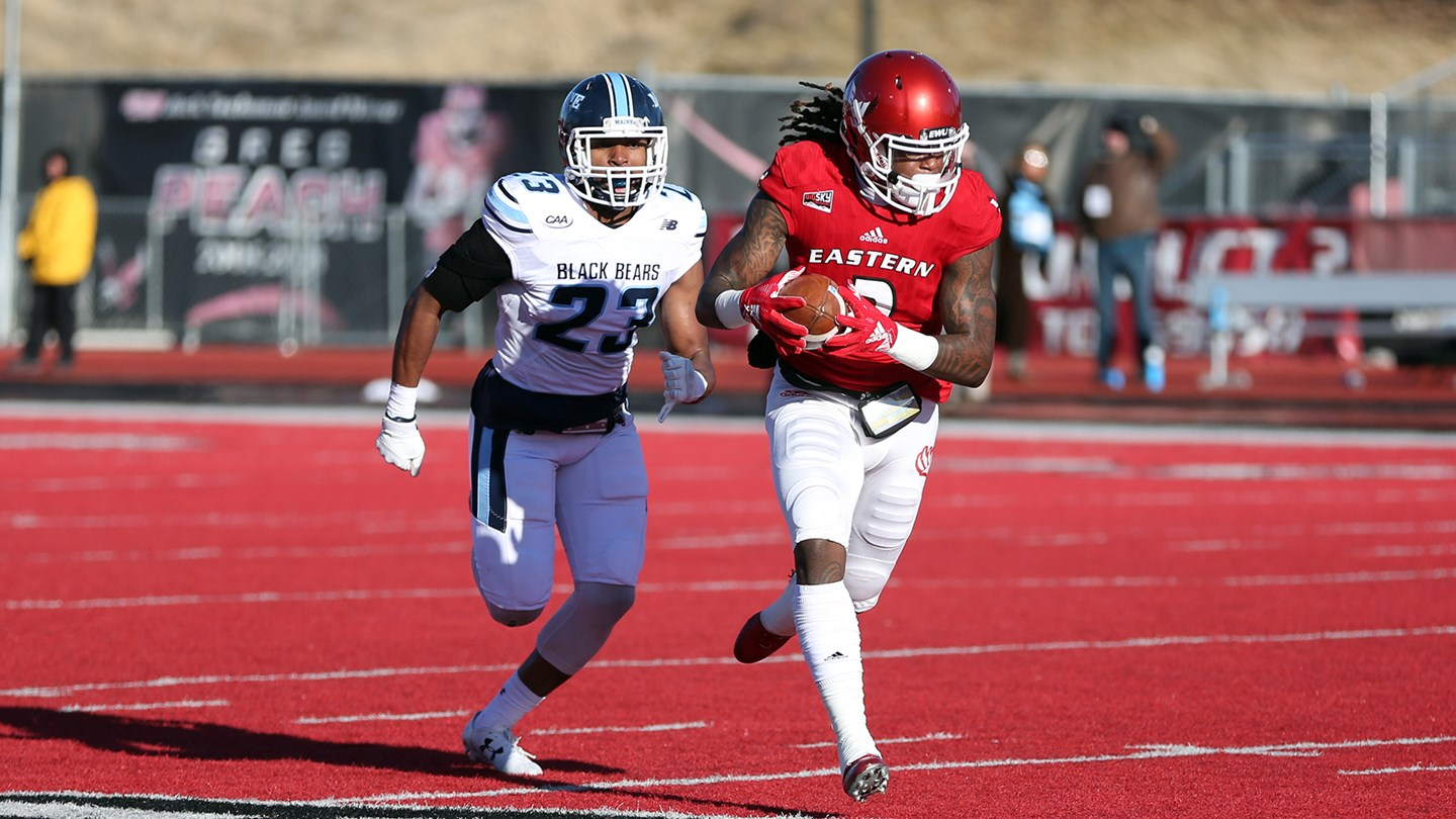 Eastern Washington Punches Ticket To Fcs Championship Game Big Sky