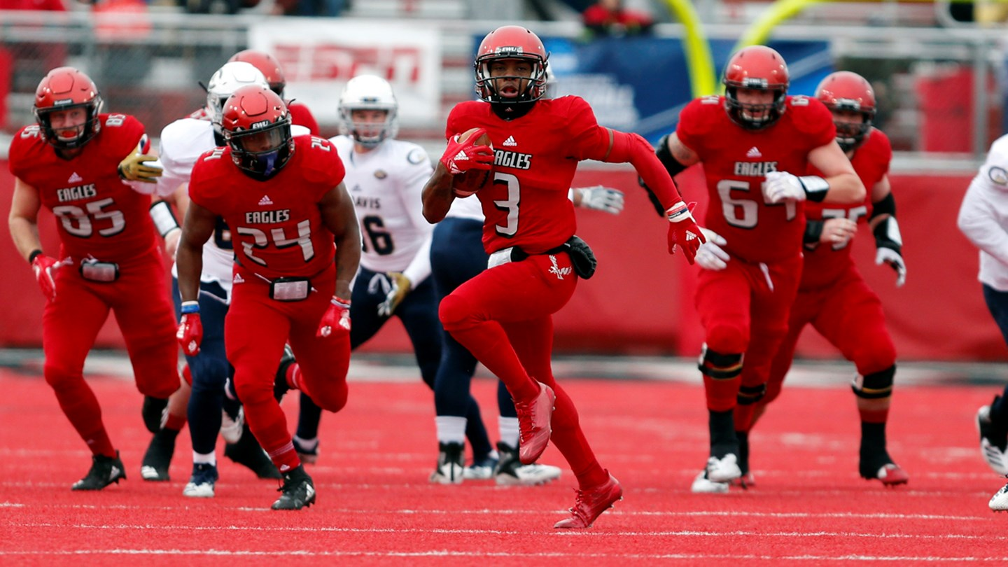 Eastern Washington Set For Fcs Championship National Title Game