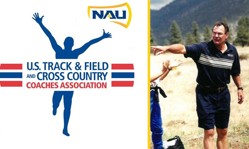 Former NAU Coach Ron Mann Elected to USTFCCCA Hall of Fame