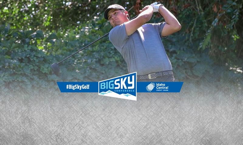 Weber State's Frampton Picks Up Men's Golfer of the Week