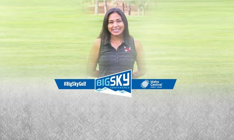 Eastern Washington's Heimler Named Big Sky Women's Golfer of the Week
