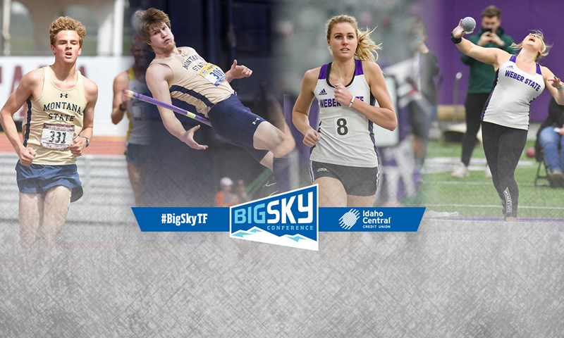 Montana State and Weber State Sweep #BigSkyTF Weekly Honors