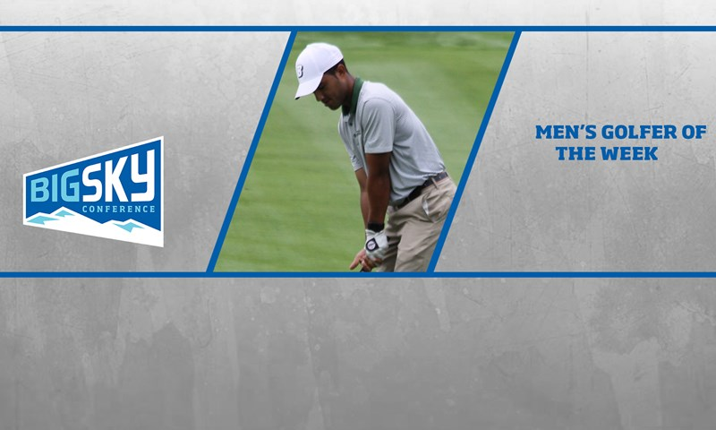 Binghamton's Rodriguez Named Men's Golfer of the Week