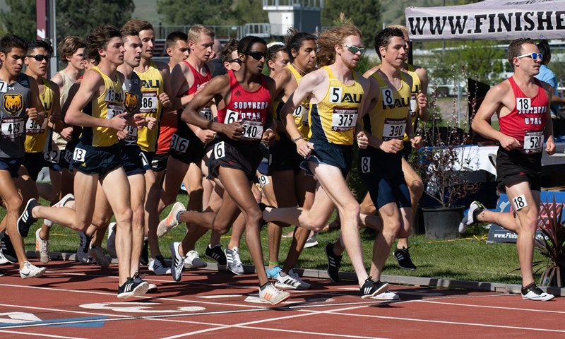82 Student-Athletes to Represent #BigSkyTF at NCAA West Preliminary
