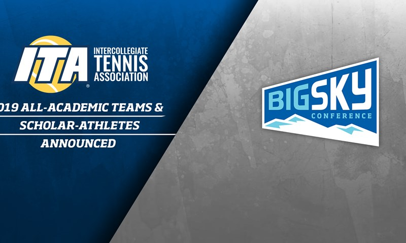 #BigSkyTennis Hauls In Numerous ITA Academic Honors