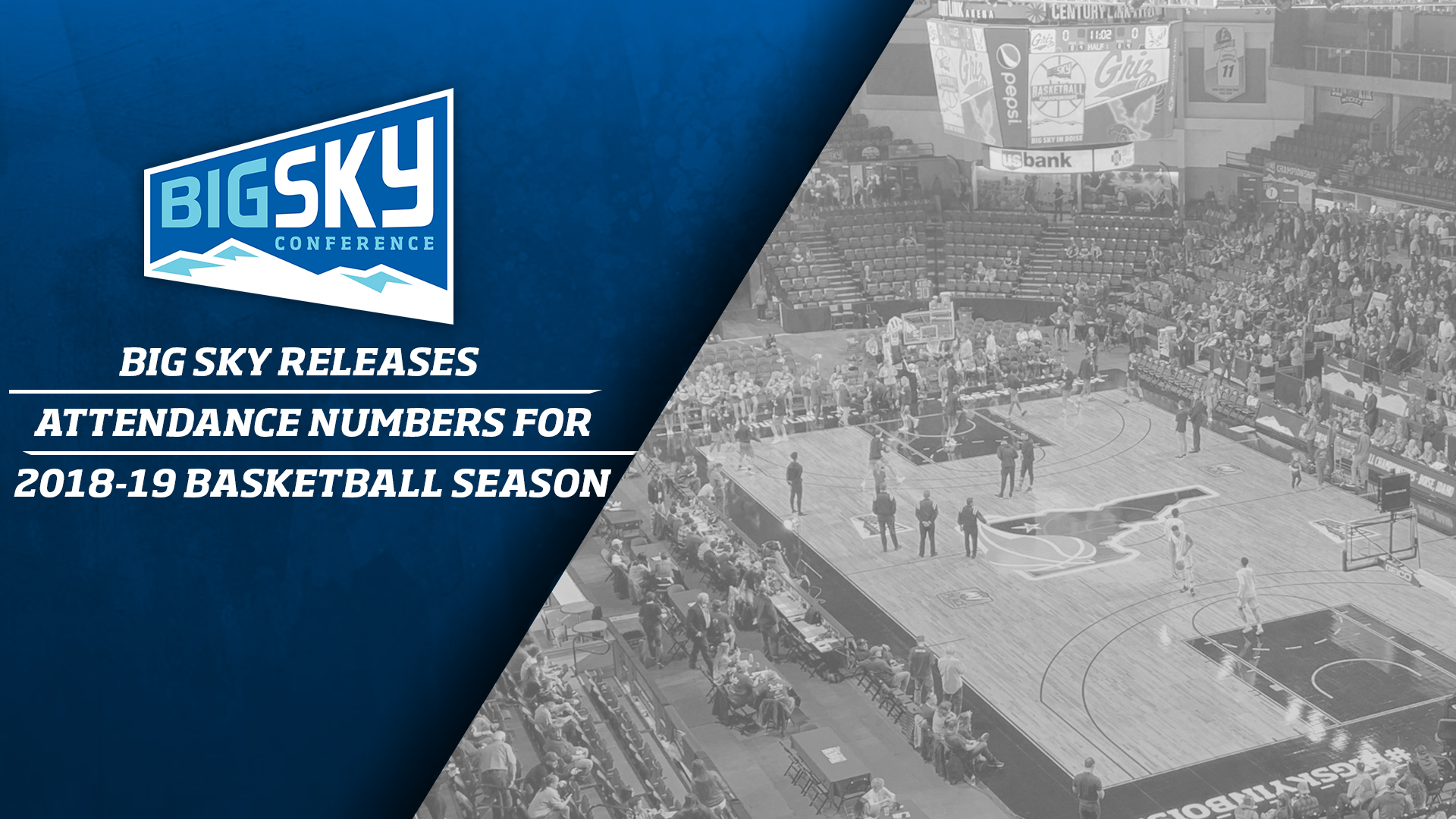 Big Sky Reveals 2019 Basketball Championship Schedule and